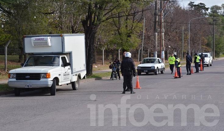 Más de 540 infracciones de tránsito registradas en abril