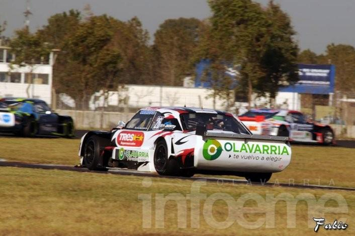 TC Pista Mouras: Weimann clasificó 19° en La Plata