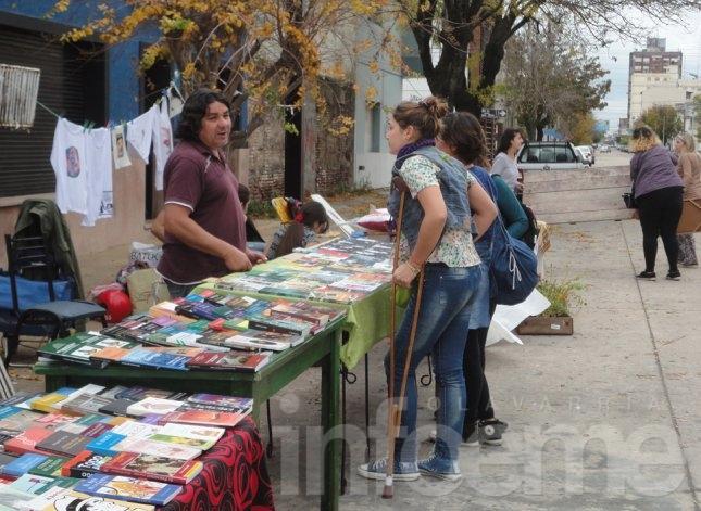 """Feria del Libro independiente: """"La  idea es que la cultura tome la calle"""""""