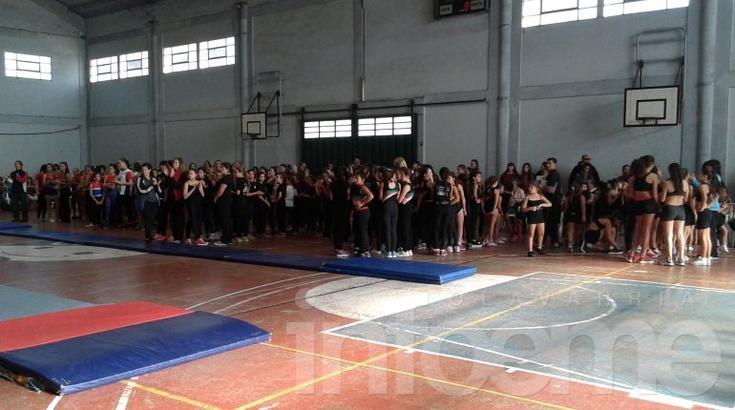 250 gimnastas participaron del Torneo Regional