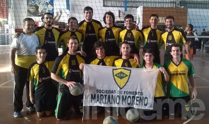 Mariano Moreno se quedó con el tercer puesto en Necochea