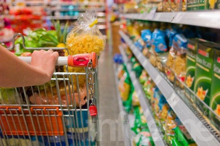 Aumentó 1.66% el costo de la canasta básica de alimentos en Olavarría, según el PS
