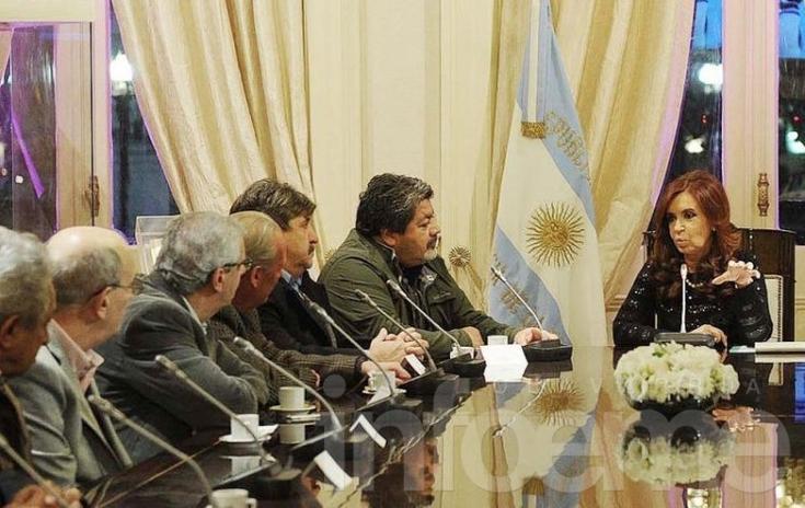 Cinco gremios firmaron su acuerdo paritario
