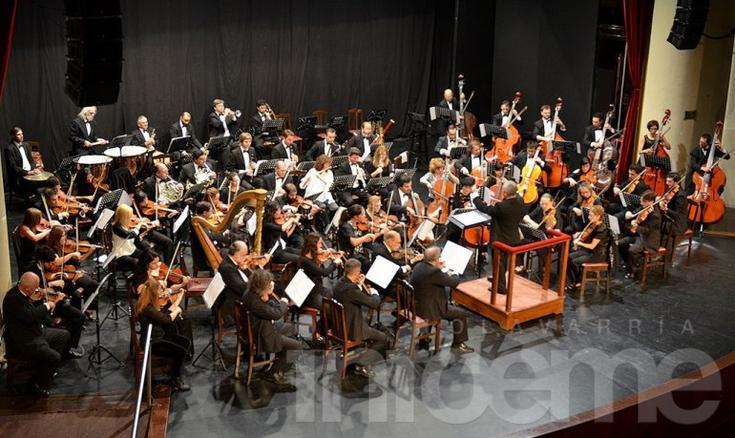 Concierto extraordinario de la Orquesta Sinfónica Municipal