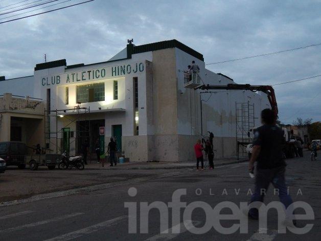 El Club Atlético Hinojo se prepara para su Centenario