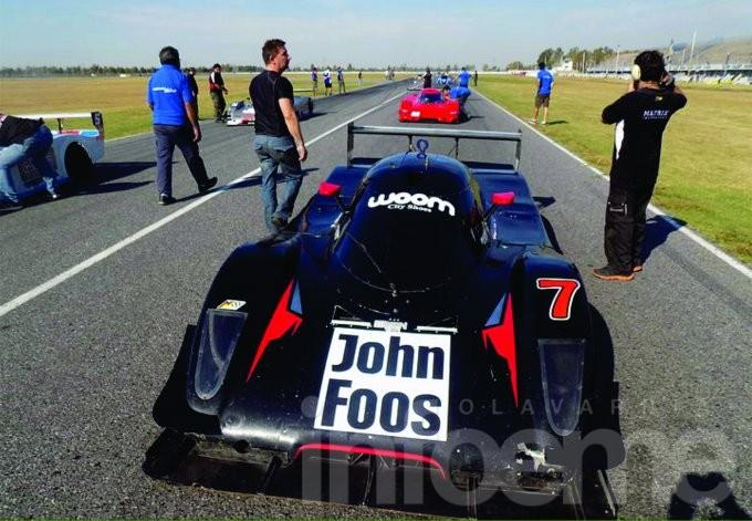 Josefina Vigo logró la pole en La Plata
