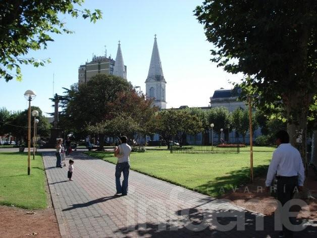 El 92 por ciento de los olavarrienses vive en zona urbana