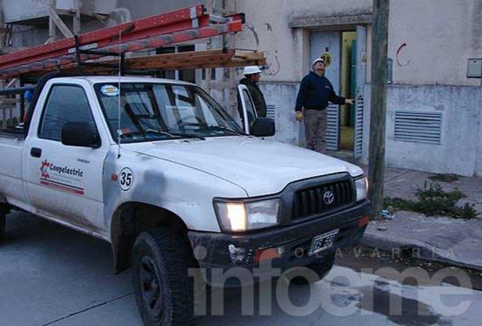 Al menos 20 barrios sin luz por una falla de Media Tensión