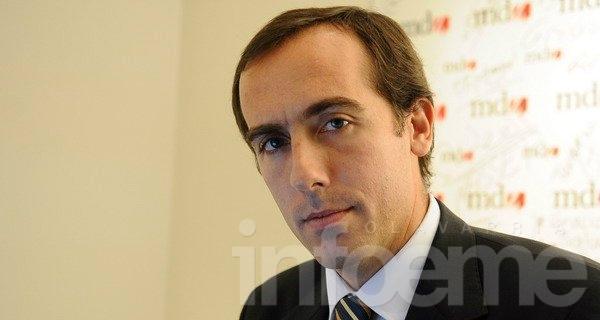 El periodista Hugo Alconada Mon, en La Nación Ganadera