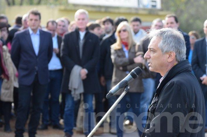 Con fuertes discursos contra el Gobierno, se inauguró La Nación Ganadera