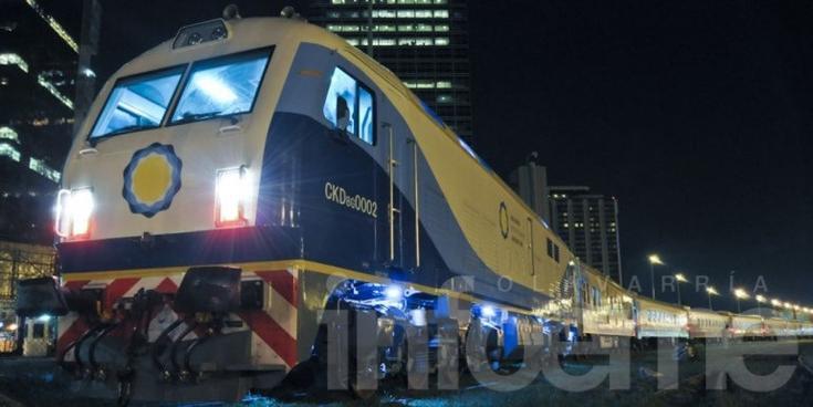 Se espera el arribo de un nuevo tren en Olavarría