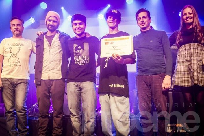FJ ganó el Concurso Nacional de Música