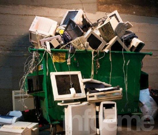 2da Campaña de Recolección de Residuos Electrónicos