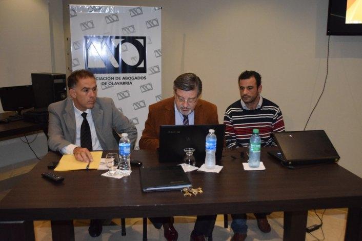Brindaron un taller sobre el nuevo sistema de firma digital