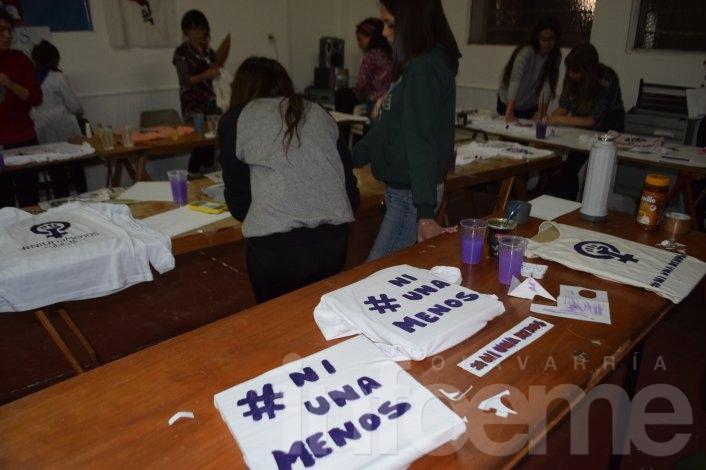 #NiUnaMenos en Olavarría: habrá marcha y actividades en la Plaza Central
