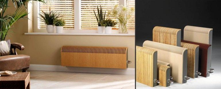 En Olavarría se fabrican radiadores sustentables, con criterio estético