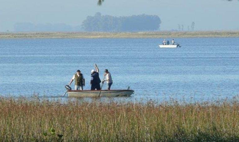Una mujer murió en Laguna Blanca Grande