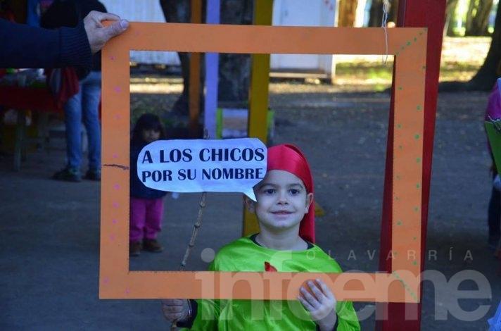 """""""A los chicos por su nombre"""", un proyecto con derechos"""
