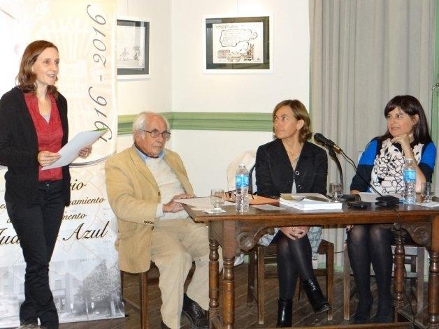 Centenario del Departamento Judicial de Azul: culminaron los festejos