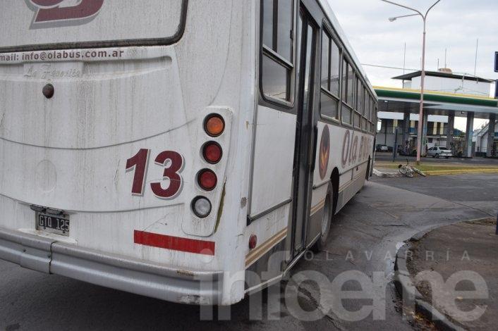 Lunes accidentado: tránsito interrumpido por más de tres horas