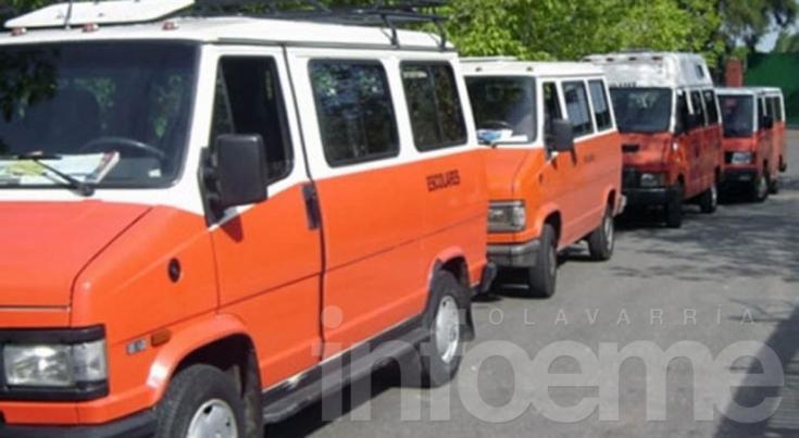 Provincia saldó mes de deuda y transportistas escolares levantaron el paro