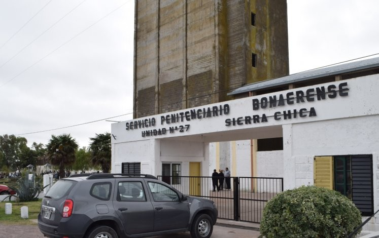 Dos internos se fugaron de la Unidad 27 de Sierra Chica