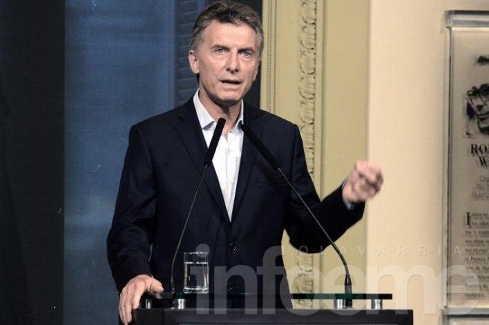 Macri anunció una partida especial para universidades nacionales