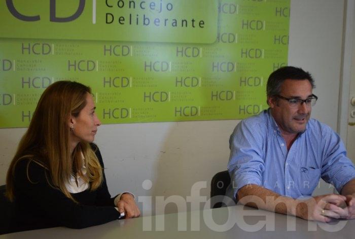 Maroni respondió inquietudes de concejales en Comisión de Salud
