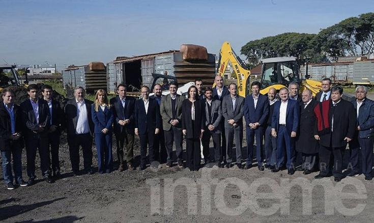 Municipios: Vidal presentó plan de infraestructura y seguridad