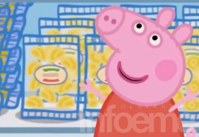"""Aseguran que """"Peppa Pig"""" causa problemas en niños"""