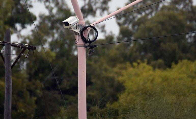 Pondrán más cámaras de seguridad en Olavarría