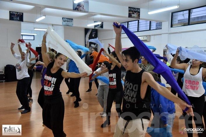 Una olavarriense bailará en el Congreso por la Ley Nacionnal de Danza