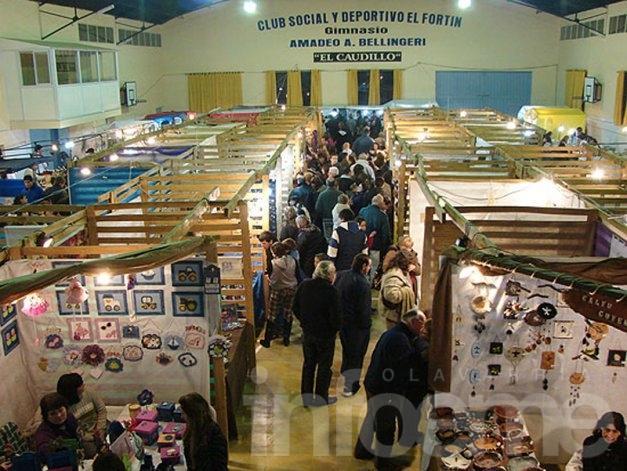 Vuelve la Feria Nacional de Artesanos a El Fortín