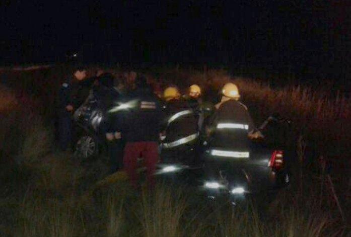 Trágico accidente en el Enlace N. Kirchner: dos personas perdieron la vida
