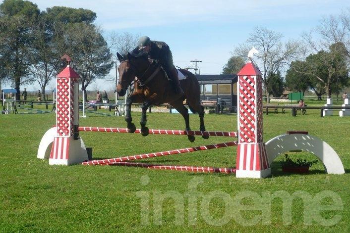 Comenzó el torneo Federal Anual de Equitación