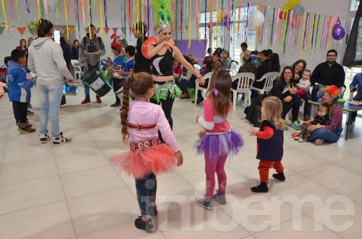 "El Jardín Maternal Municipal ""Mi Casita"" cumplió 27 años"