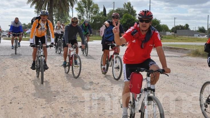 Se suspendió el Cicloturismo a Sierra Chica