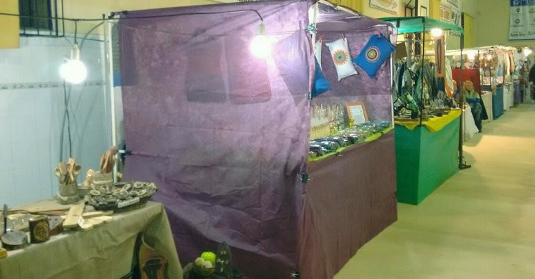 Comenzó la Feria Nacional de Artesanos