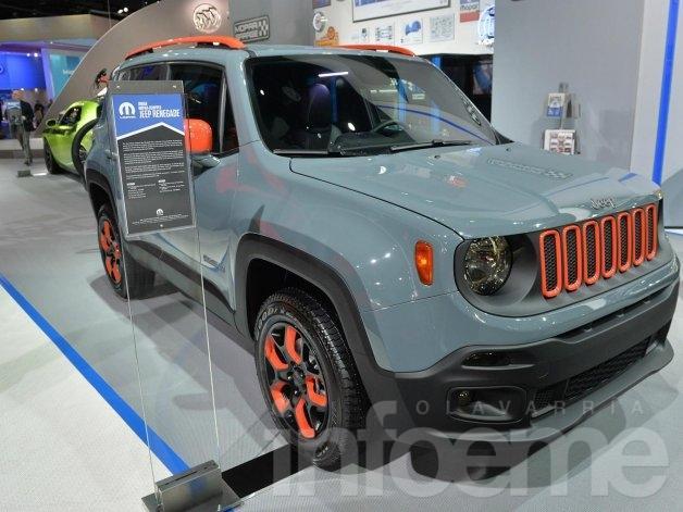 Lanzan en Olavarría el nuevo Jeep Renegade