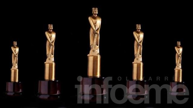 Sólo para la tele: Llegan los premios Martín Fierro