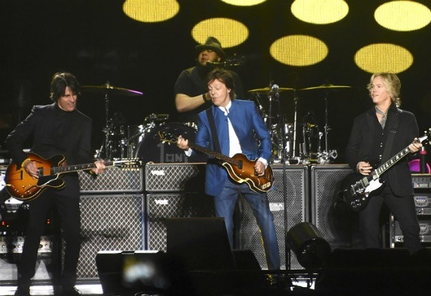 "Video | McCartney sorprendió en Córdoba: ""¡Hola culiados!"""