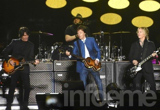 "Video | McCartney sorprendió en Córdoba: ""¡Hola culiados!"""