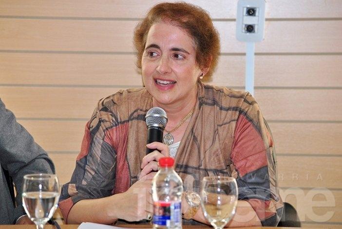 Docente de Sociales disertó en mesa de la UNESCO