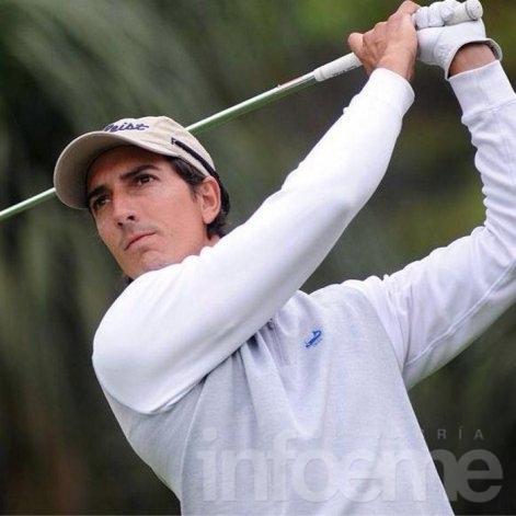 Golf: Francisco Bidé se quedó con la Copa Aniversario
