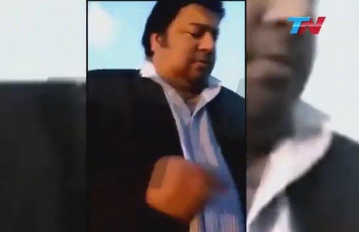 Mirá el video del Intendente ebrio