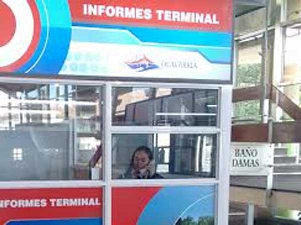 Reabrió la Oficina de Información Turística en la Terminal