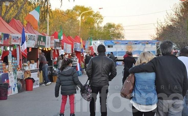 """Este viernes llega """"Sabores del Mundo"""" a Olavarría"""