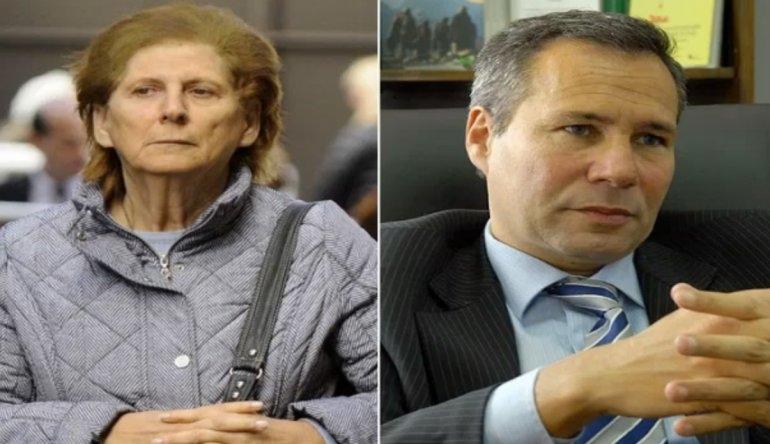 La llamada de la madre de Nisman el día de su muerte