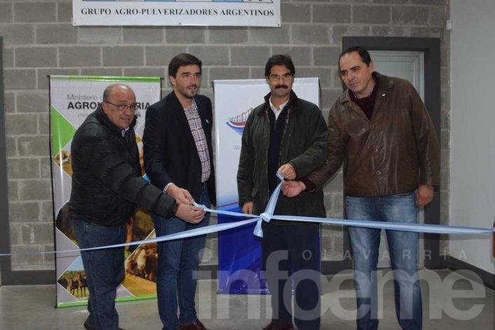 El ministro de Agroindustria abrió importante congreso en el CEMO
