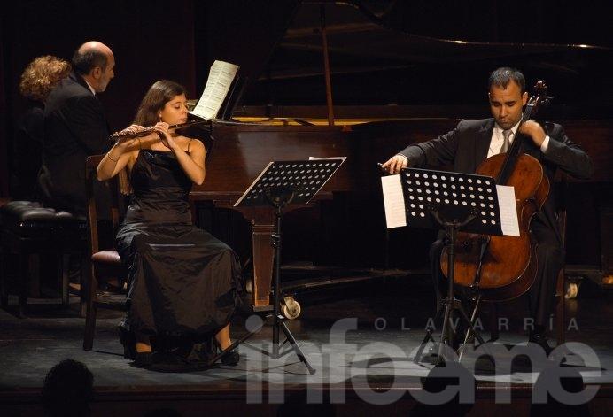 Mozarteum inició su ciclo de conciertos